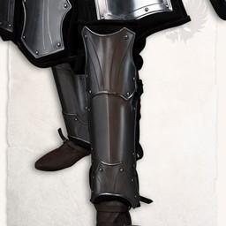 Leder rüstung brigandine Fafnir brüniert Komplettset