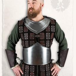 armadura del vientre Friedrich bronceado