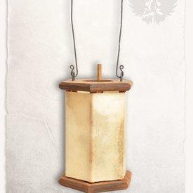 Mytholon Middeleeuwse lantaarn Lucia