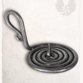 Mytholon Hand-forged candle holder Finni