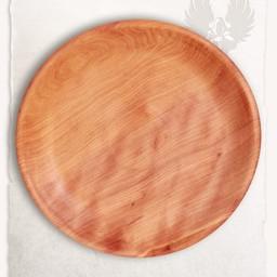 Ash wood plate Kora