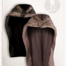 Viking cloak Bjorn brown