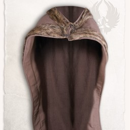 manteau Viking Bjorn brun