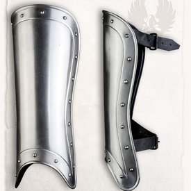 Mytholon Medieval greaves Edward
