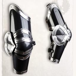 Arm armour Edward bronzed