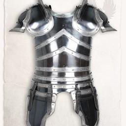 Pełna zbroja Edward brąz