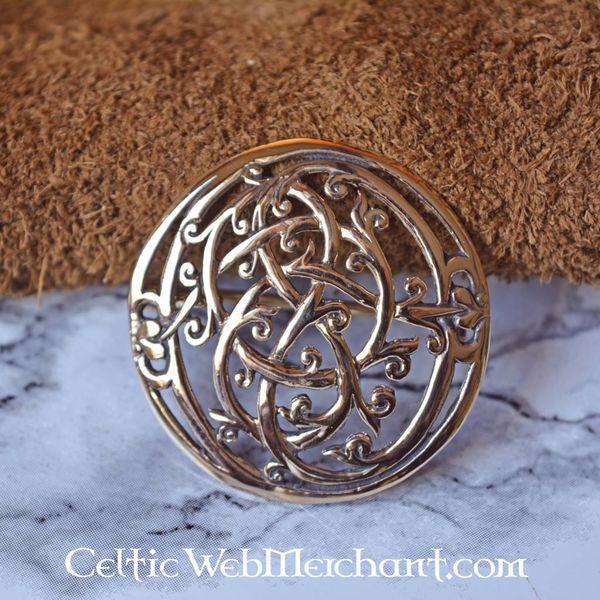 Bronze Urnes stil Viking broche