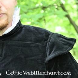 1600-tallet krave Leonard hvid