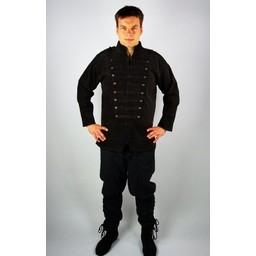 18th century seafarer coat brown