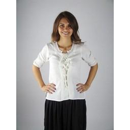 Blusa Claudia blanca