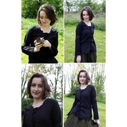 Blusa Emma negro