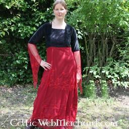 Sukienka Isobel czerwona
