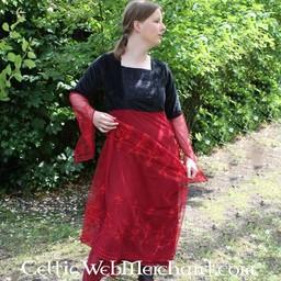 Kleid Isobel rot