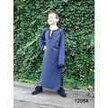 Leonardo Carbone Keltische jongenstuniek Finn blauw