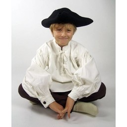 Tricorno per bambini marrone