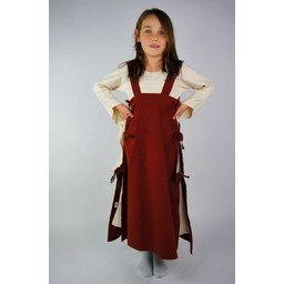 Pigens hangeroc Sigrid rød