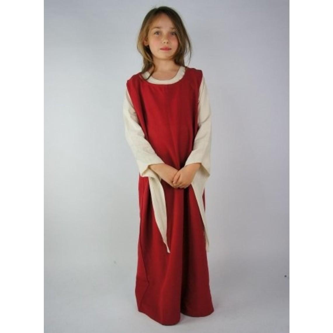 Leonardo Carbone Meisjes Surcotte Ella rood