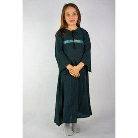 Leonardo Carbone Meisjesjurk Ariane, groen