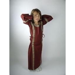 Girl's dress Cleena red