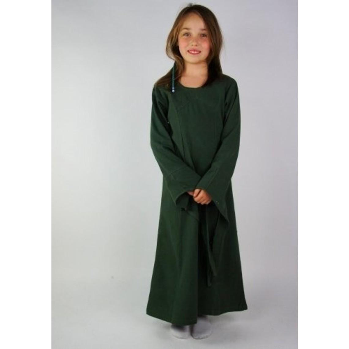 Leonardo Carbone Meisjesjurk Fand groen