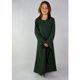 Girl's dress Fand green