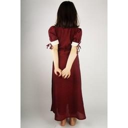 Sukienka dla dziewczynki Nina czerwona