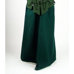 Girl's skirt Grace green