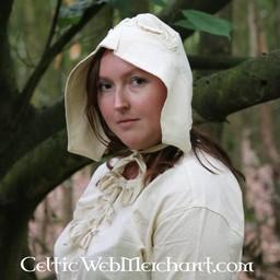 Medieval cap dark brown