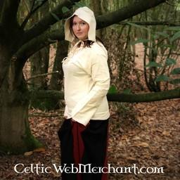 Średniowieczna czapka czarna