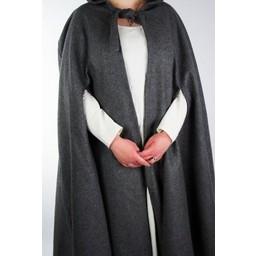 Middeleeuwse mantel Odelia blauw