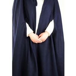 Medieval cloak Odelia brown