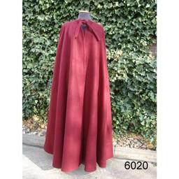 Średniowieczny płaszcz Robin zielony