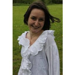 Koszula piracka Anne czarna