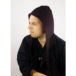 Woollen cap Pippin black