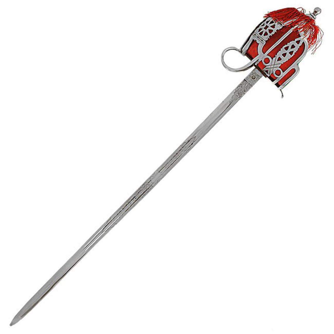 Universal Swords Basket hilted zwaard Highland Officers