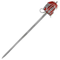 Basket hilted sword Highland Officers