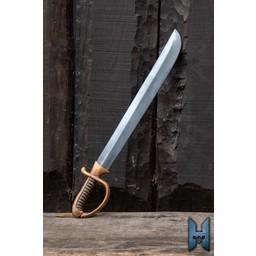 Rollespil sværd Cavalier 75 cm