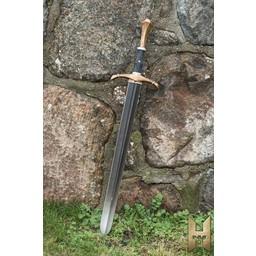 LARP sword Bastard Gold 96 cm