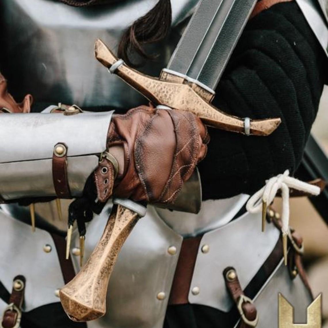 Epic Armoury LARP zwaard Bastard Gold 96 cm