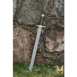 Rollespil sværd Knight Gold 87 cm