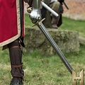 Epic Armoury LARP zwaard Knight Gold 87 cm