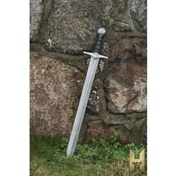 Rollespil sværd Knight Steel 87 cm