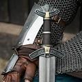 Epic Armoury LARP zwaard Dreki Steel 85 cm