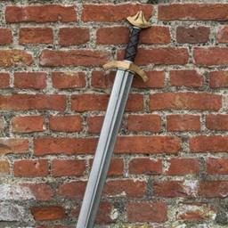 Rollespil sværd Army Gold 87 cm