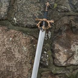 LARP Schwert Hochgeborener Gold-96 cm
