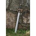 Epic Armoury LARP zwaard Highborn Gold 96 cm