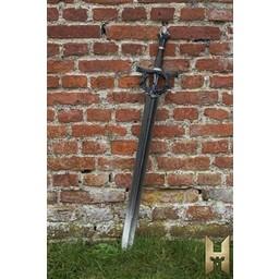 Rollespil sværd Highborn Dark 96 cm