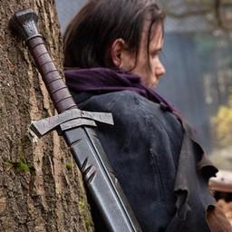 LARP sword Footman Battleworn 85 cm
