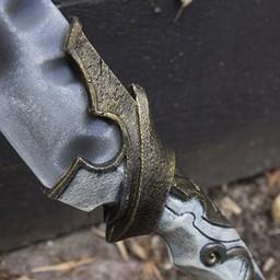 Rollespil sværd Bone Scimitar 85 cm