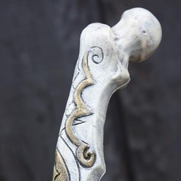 LARP Schwert Bone Scimitar 85 cm